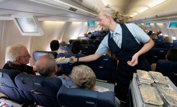 Stjuardessi kahtlus kahe turisti osas käivitas ootamatu sündmuste ahela