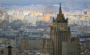Vene välisministeerium: rahvusvaheline üldsus peab astuma otsustavalt vastu Balti venekeelse elanikkonna õiguste jämedale piiramisele