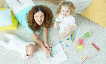 6 советов как быть работающей мамой и не сойти с ума