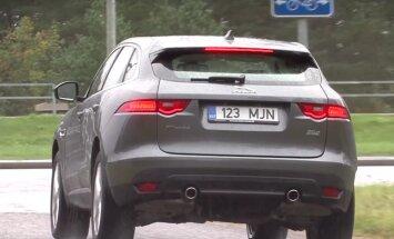 Motorsi proovisõit: Jaguar F-Pace – maasturihullus on läinud tõesti juba üle käte
