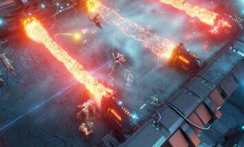 """""""Puhata ja mängida"""" vaatleb videomängu: Alienation (PS4)"""