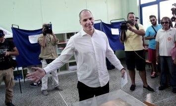 """KREEKA REFERENDUMIBLOGI: Pinge kasvab: esimesed mitteametlikud tulemused näitavad, et kreeklased ütlesid võlausaldajate pakkumisele """"ei"""""""
