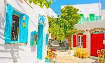 Amorgose saar, Kreeka