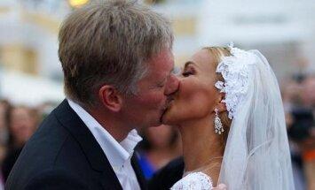 FOTOD: Putini pressiesindaja abiellus Sotši luksushotellis, käel 620 000 dollarit maksev kell
