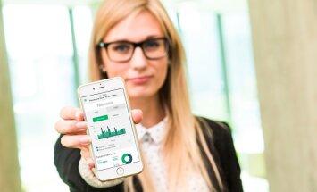 Более 30 000 жителей Эстонии скачали мобильное приложение Eesti Energia