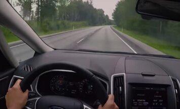 Video: istu väsinuna rooli ja võid olla üks neljast tuhandest laibast Euroopa teedel