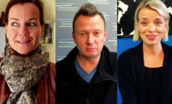 Humoorikas VIDEO: Mida teavad Marko Reikop, Grete Lõbu, Katrin Viirpalu ja teised ETV tähed suudlemisest?