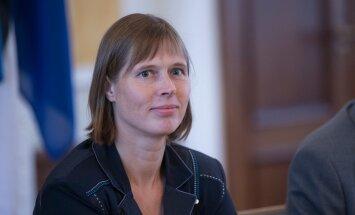 Presidendikandidaat Kersti Kaljulaid