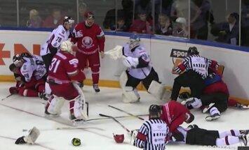 Hokikaklus Läti vs Valgevene