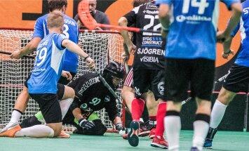 Saalihoki turniir. Eesti koondis - Storvreta IBK