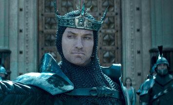 """TREILER: Aegluubis plahvatused ja maagia seiklusfilmis """"Kuningas Arthur: Mõõga legend"""""""