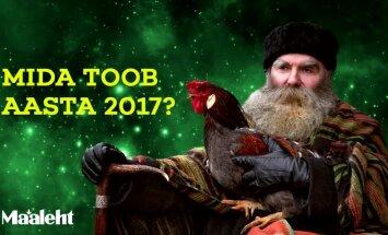Igor Mang ennustab: Mida toob kukeaasta 2017?