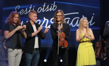 SUPERBLOGI ja PILDID: Palju õnne! Staarisaate finalistid on teada, edasi said Salong, Kannukene, Jana Liisa ja Mikk!