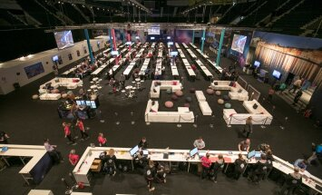 Eurovision 2016 Stockholm esimene päev