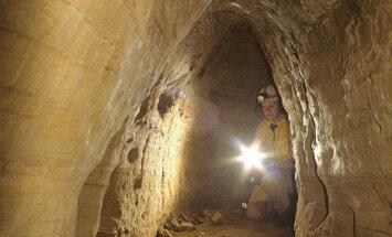 Euroopa maapõues laiuvad ulatuslikud tunnelid