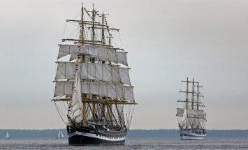 """Мифы и легенды знаменитого барка """"Крузенштерн"""""""