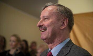 Siim Kallas: mulle ei ole tehtud ettepanekut hakata välisministriks, aga ma saaksin kindlasti hakkama