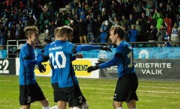 Eesti - Horvaatia jalgpall