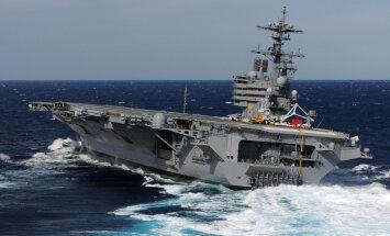 Kui mitu lennukikandjat on maailmas ehk mille pealt mereväed lendavad