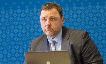 Värske rahandusminister Sven Sester.