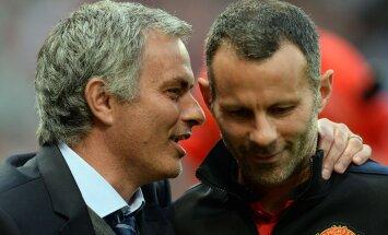 Mourinho ütles sõpradele, et liitub Manchester Unitediga