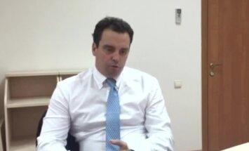 ВИДЕО и анонс большого интервью: Украинский министр Абромавичюс — Delfi: коррупция никуда не исчезла