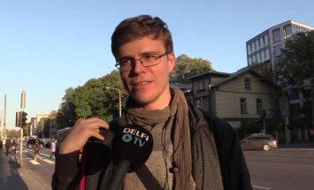 DELFI VIDEO: TÄNAVAKÜSITLUS: Kui tuntud on Kersti Kaljulaid rahva seas?