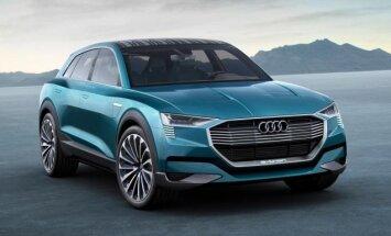 Audi selgitas oma elektri- ja isejuhtiva auto plaane