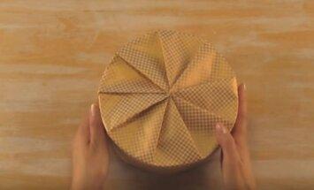 VIDEO: Kuidas pakkida keerulise kujuga kinke?