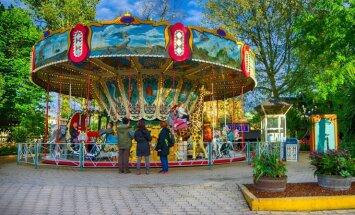Tivoli on Põhjamaade suurim lõbustuspark.