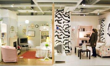VAATA: Stiilsed toolid, lauad, riiulid, kapid, voodid, vaibad praegu kuni 70 protsenti soodsamad!