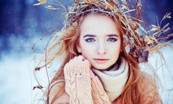 Määra oma värvitüüp: kas sa oled talve-, kevade-, suve- või sügise naine?