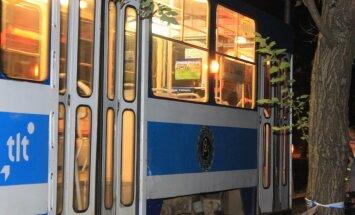 Tartlased saavad trammi