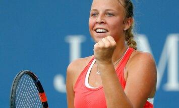 SUPER: Anett Kontaveit alistas maailma 31. reketi ning murdis end US Openi kolmandasse ringi!