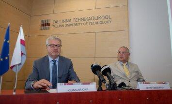 TTÜ rektori valimise pressikonverents