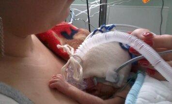 Liigutavad sünnituslood: Iga ema tahab ju olla oma vastsündinud lapse juures