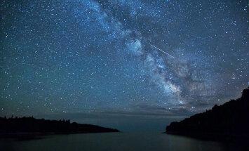 Perseiidide tähesadu: veel mõned päevad saab jälgida kaunist öist vaatemängu