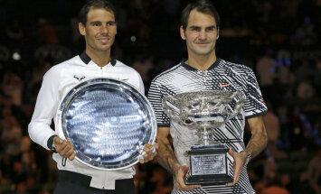 Federerist ja Nadalist saavad paarismängupartnerid?