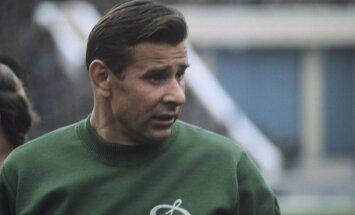 NSV Liidu koondise ja Moskva Dinamo legendaarne väravavaht Lev Jašin