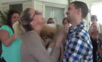 VIDEO: Appi, kui armas! See vist ongi kõige ilusam abieluettepanek?