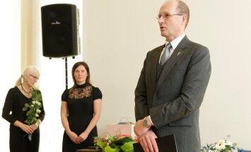 Kuldse aumärgiga tunnustati MESi juhti Raul Rosenbergi.