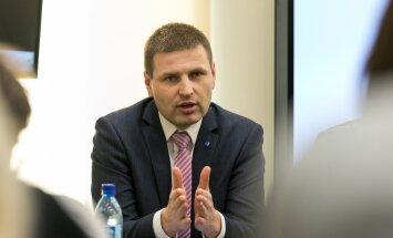 Hanno Pevkur: kui Euroopa peaks jaotama veel 100 000 pagulast, tähendaks see Eestile veel umbes 200 inimest