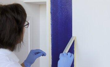 VIDEO: Vaata nutikat nippi, kuidas seintele saab teha ilusate sirgete äärtega triibud