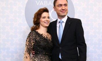 Taavi Rõivas ja Luisa Värk