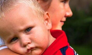 Miks laps tegelikult nutab, kui vanem ta lasteaeda viib?