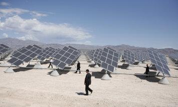 Viva Las Vegas! Meelelahutuspealinn läks üle taastuvenergiale - aga ühe olulise konksuga