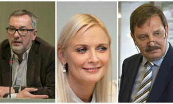 GRAAFIK: Tallinna linnaametnike palk tõusis aastaga tublisti
