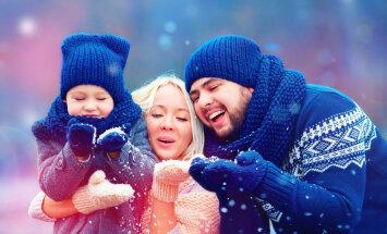 Lapsevanemad, eriti isad, on õnnelikumad kui lastetud inimesed!