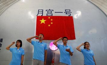 Китайская база на Луне: первые опыты на добровольцах