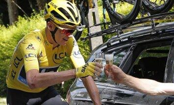 VIDEO JA FOTOD: Greipel võitis viimase etapi, Froome krooniti kolmandat korda Touri tšempioniks